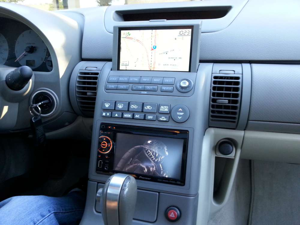 Infiniti G35 Touch Screen Radio Installation - Audiofonixx - Car ...