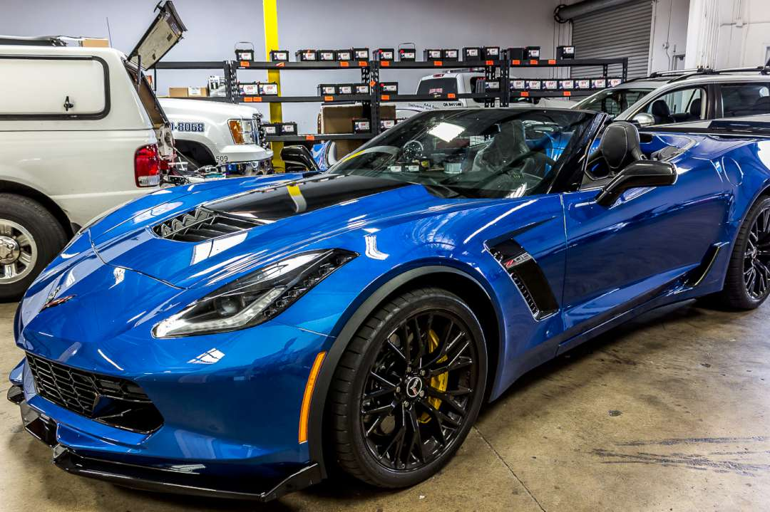 2015 Corvette Z06 Tracking Amp Security System